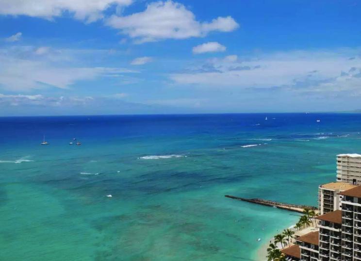SPGアメックス 無料宿泊でハワイ